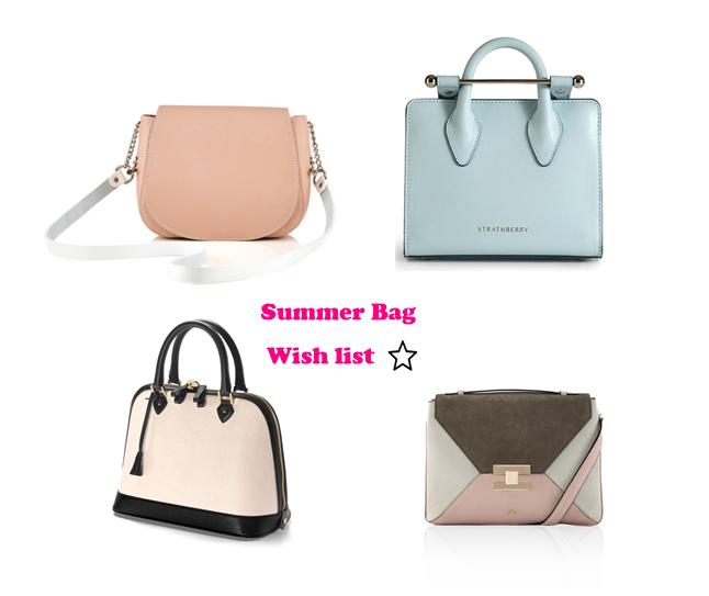 171aeef0468b Summer Bag Wish list