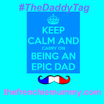 The Daddy Tag Challenge