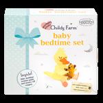 Childs Farm baby bedtime set