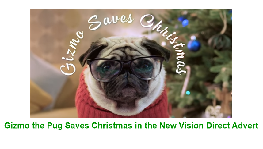 Gizmo the Pug Saves Christmas