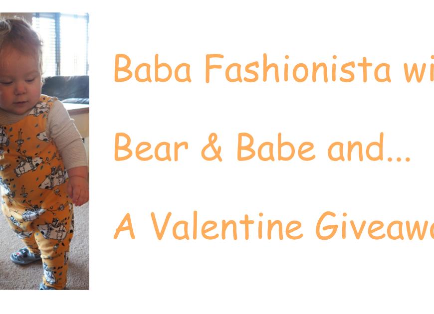 Baba Fashionista with Bear & Babe