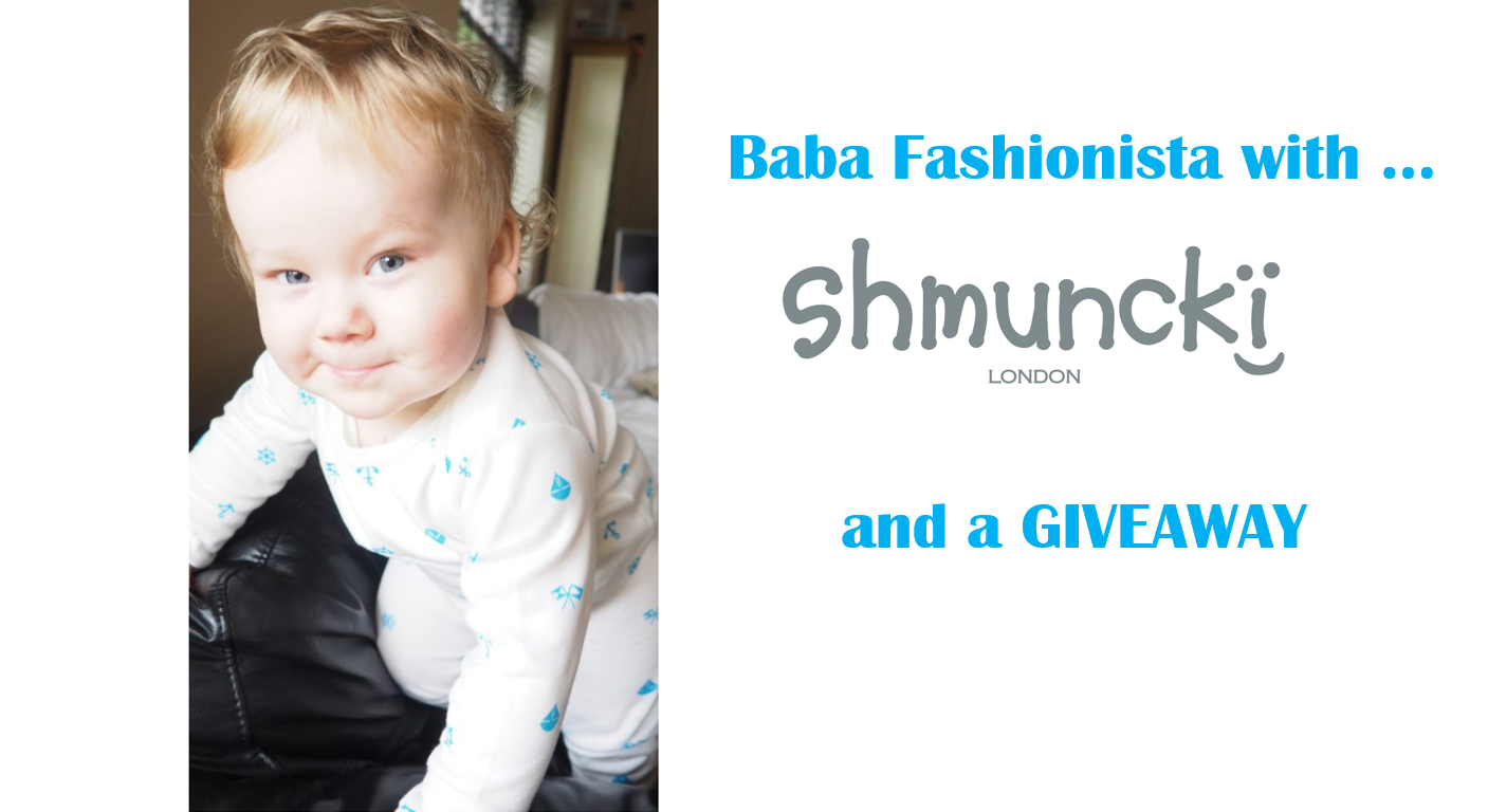 Baba Fashionista with Shmuncki