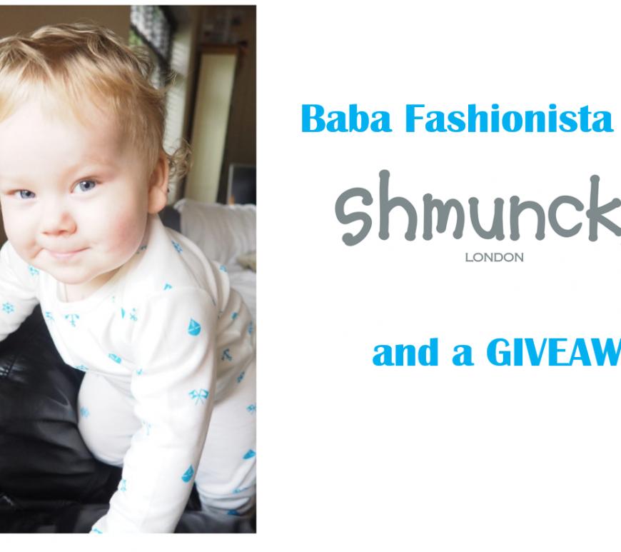 Baba Fashionista with Shmuncki