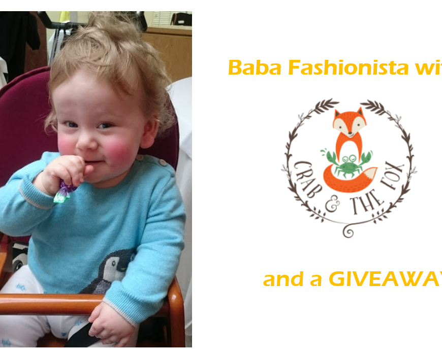 Baba Fashionista with Crab & The Fox