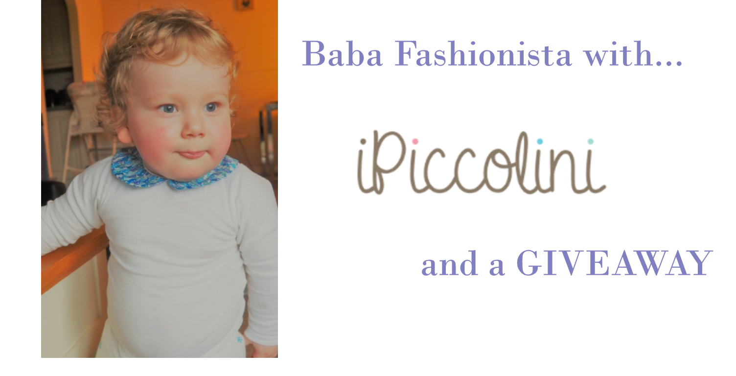 Baba Fashionista with iPiccolini