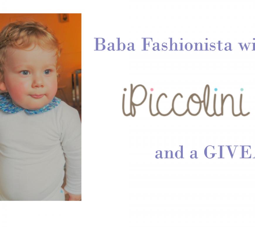Baba Fashionista with iPiccolini