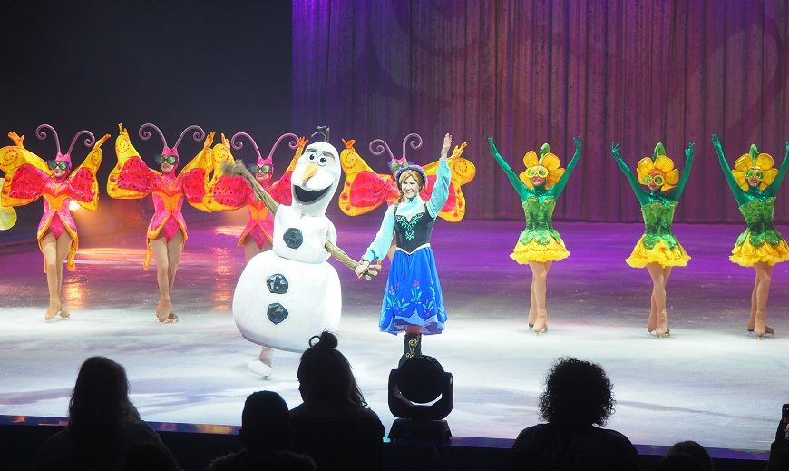 Disney on Ice – 100 Years of Magic Review