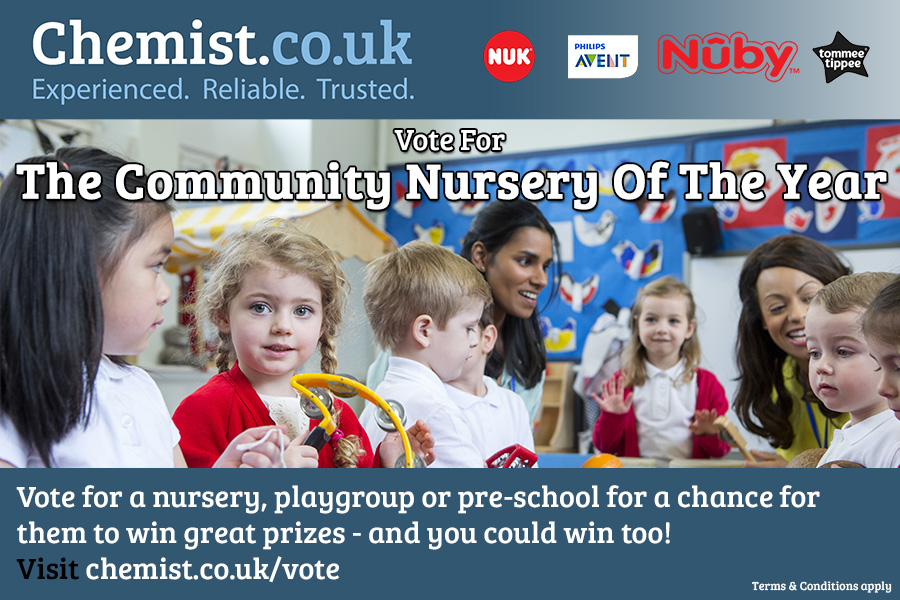 Vote For The Community Nursery Of The Year