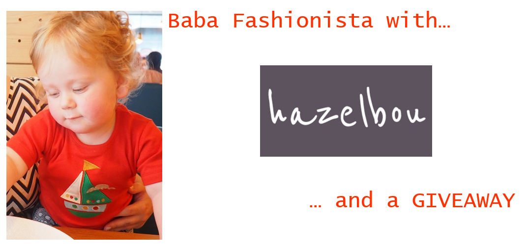 Baba Fashionista with Hazelbou