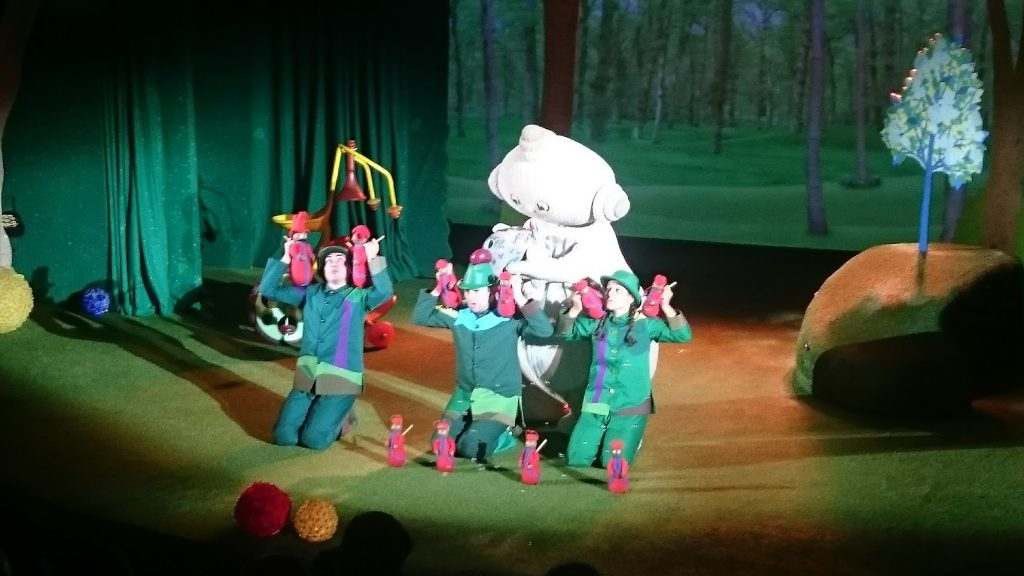 In the Night Garden Live Show Review | The Frenchie Mummy