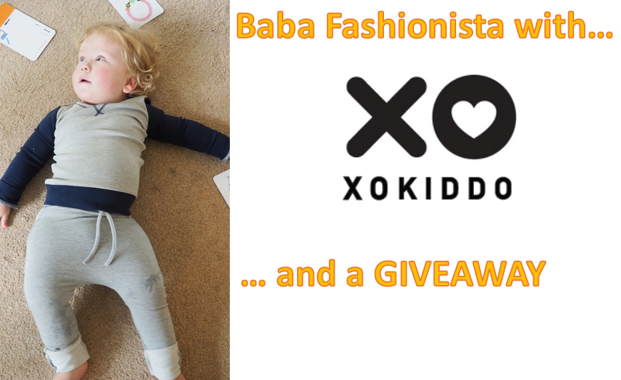 Baba Fashionista with XOKiddo