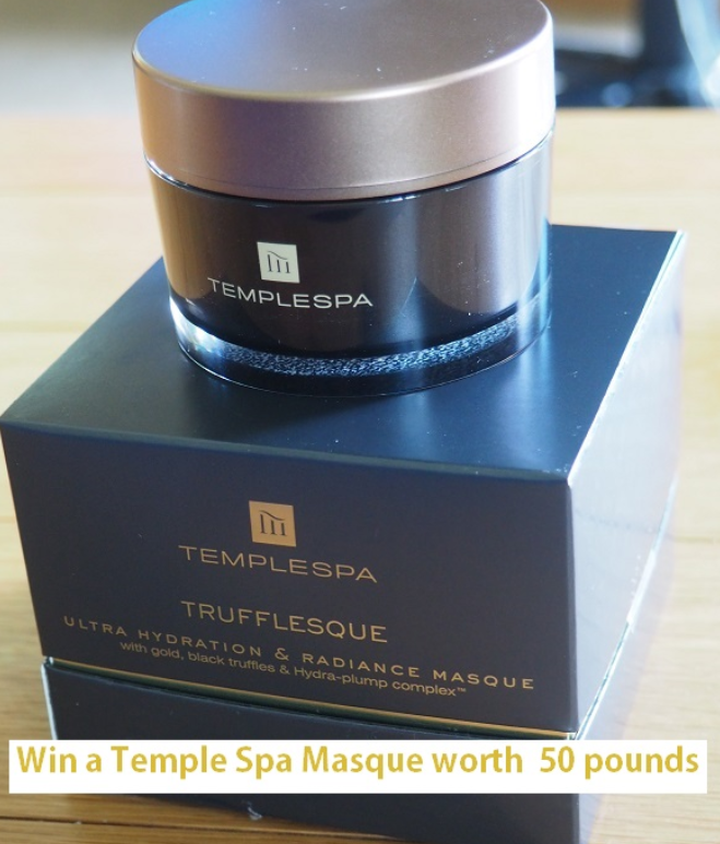 Temple Spa Trufflesque Ultra Hydration & Radiance Masque Review