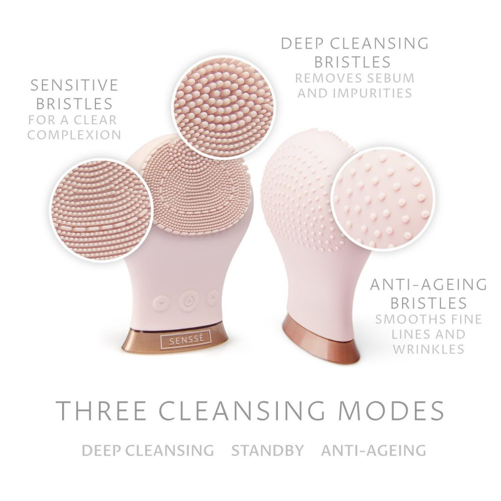 SENSSE Facial Brush Review, beauty, skincare