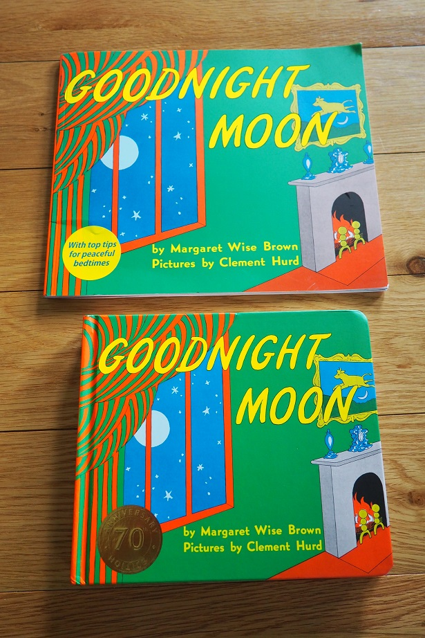 Goodnight Moon Review, bedtime story