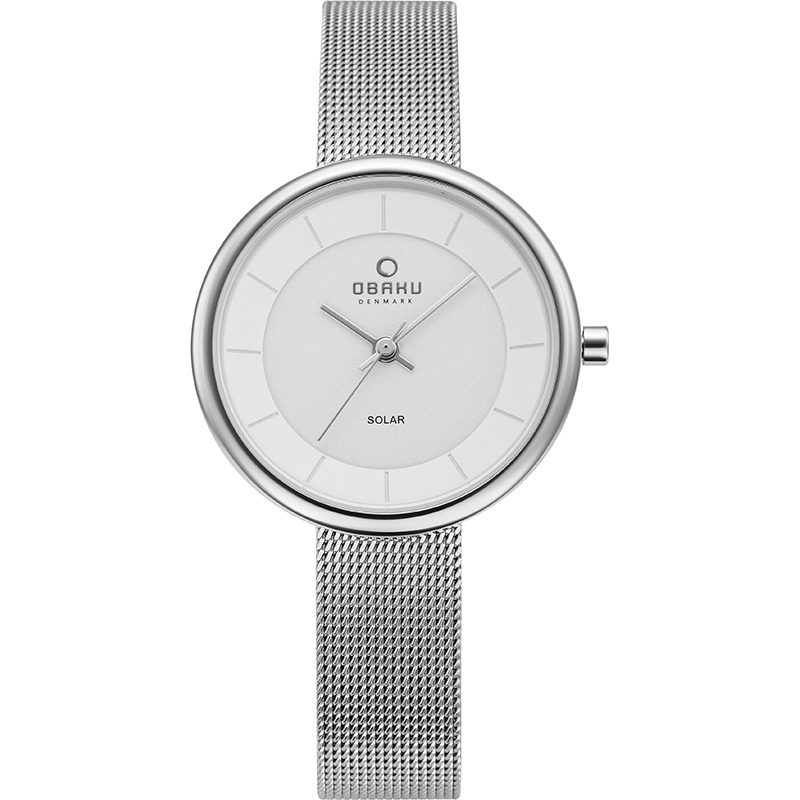 Obaku Watch Review, steel watch
