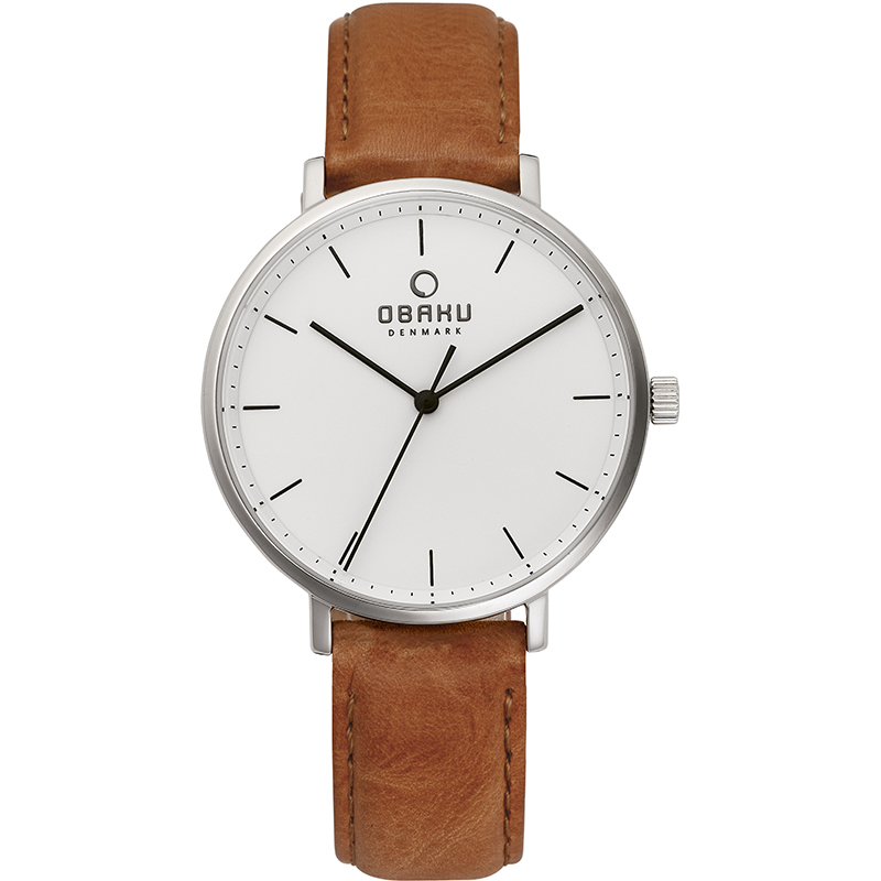 Obaku Watch Review. leather watch