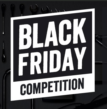 Halfords Black Friday Giveaway