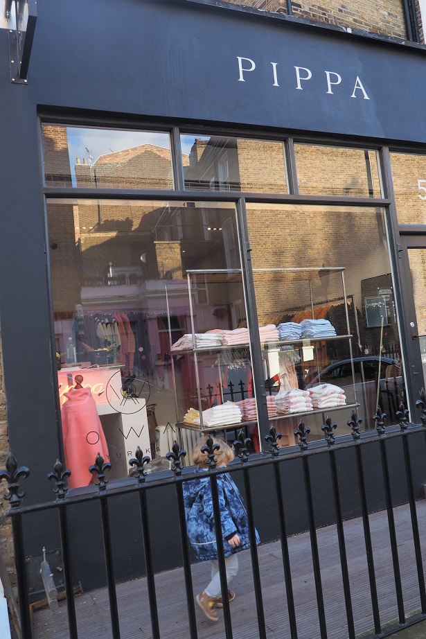 OWA YURIKA first Pop-Up Shop, Notting Hill, Japanese designer