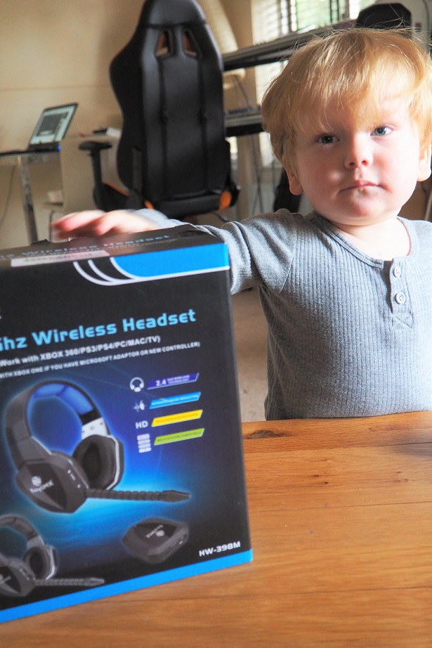 EasySMX Gaming Headset Review, gaming, giveaway