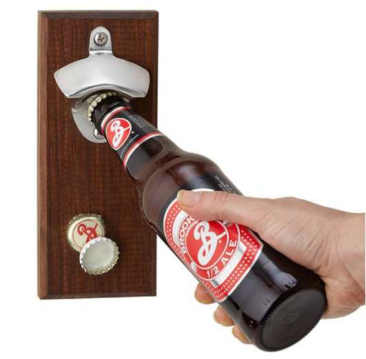 UncommonGoods Christmas Wish List, bottle opener