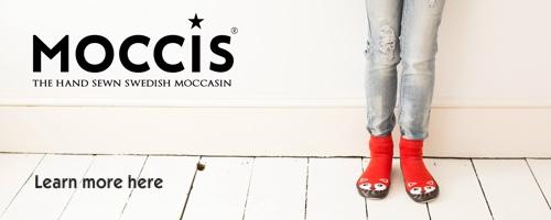 Baba Fashionista with Moccis, Quality, Hand sewn, Scandinavia, Moccis