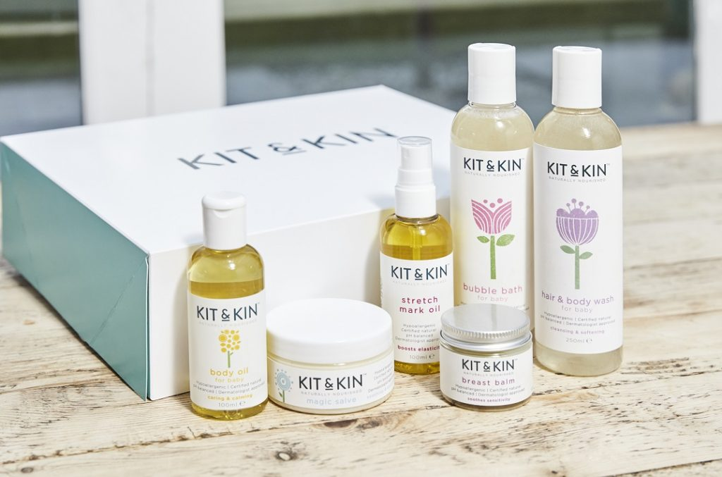 Win a Kit & Kin Mum & Baby Bundle, Christmas giveaway, Kit & Kin