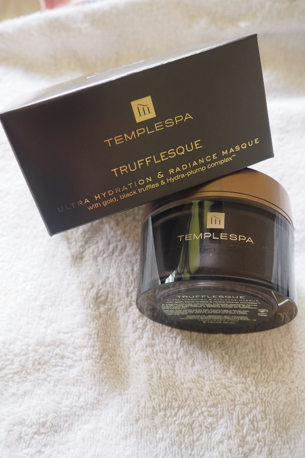 Win a Temple Spa Gift Set worth £50. skincare products, giveaway, Temple Spa