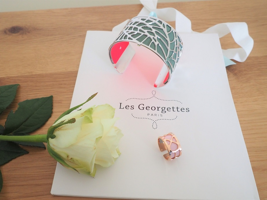 Les Georgettes Review, customised jewellery, Les Georgettes by Altesse
