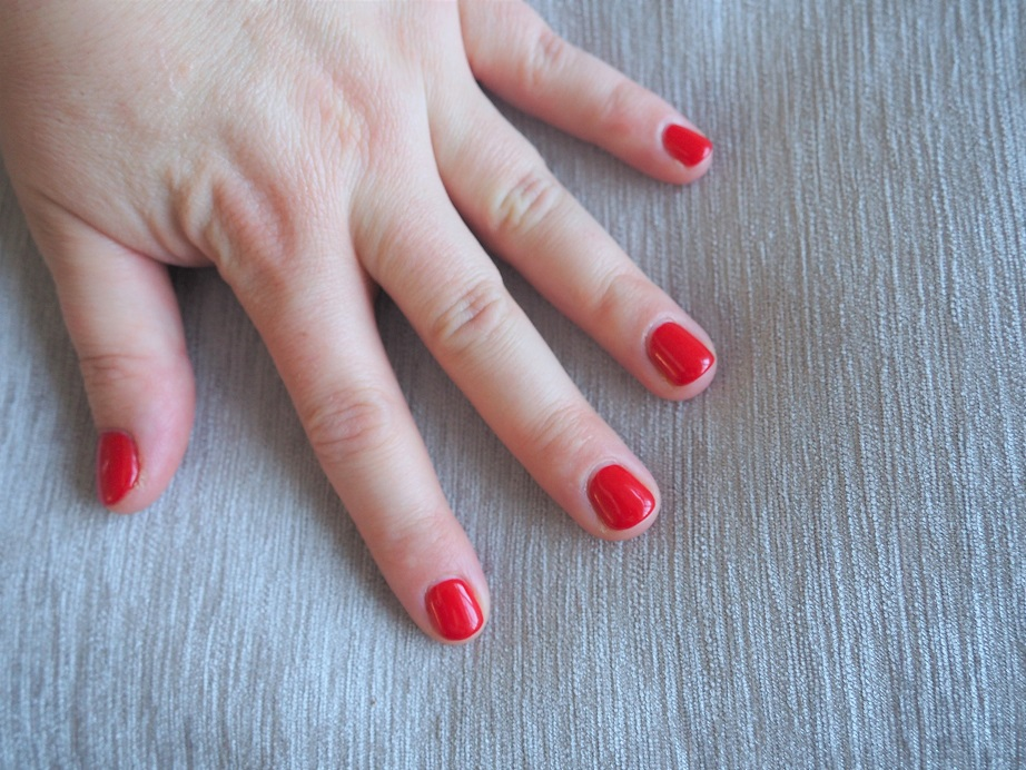 Bio Sculpture Gel Manicure, the Mondrian, spa day, pampering