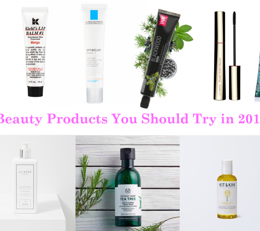 10 Beauty Products You Should Try in 2018, top beauty products, Clarins