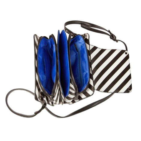 Win a Hang Accessories Handbag, stripy bag, Hang Accessories, Giveaway, Frenchie Mummy
