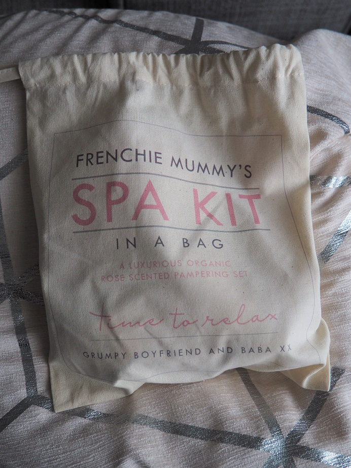 The Little Picture Company Mum Kit Review, Mother's Day gift, spa kit, review, giveaway