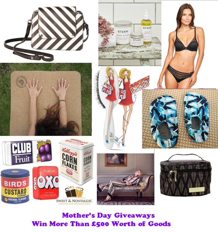 Mother's Day Giveaways, win £500 worth of goods, The Frenchie Mummy