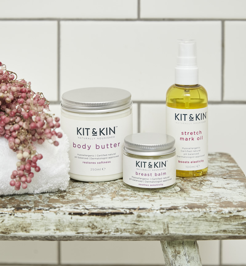 Win a Kit & Kin Mum Bundle worth £25.99, natural beauty products, Kit & Kin, Emma Bunton, Giveaway, the Frenchie Mummy