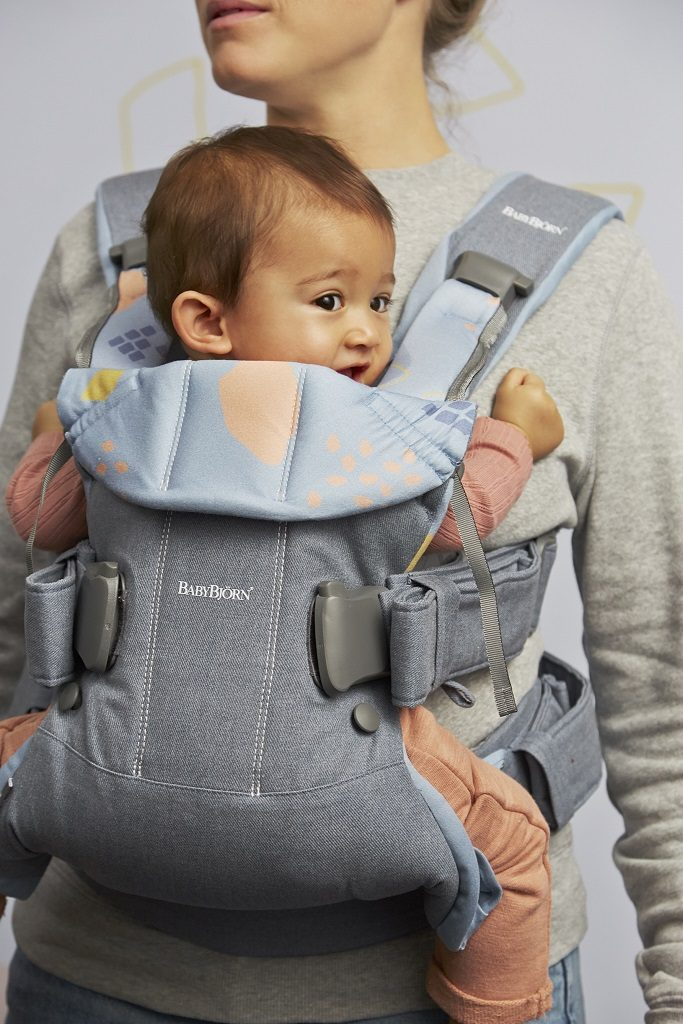 New BabyBjörn Baby Power Carrier One, essential babies' items, BabyBjörn, giveaway, win, the Frenchie Mummy