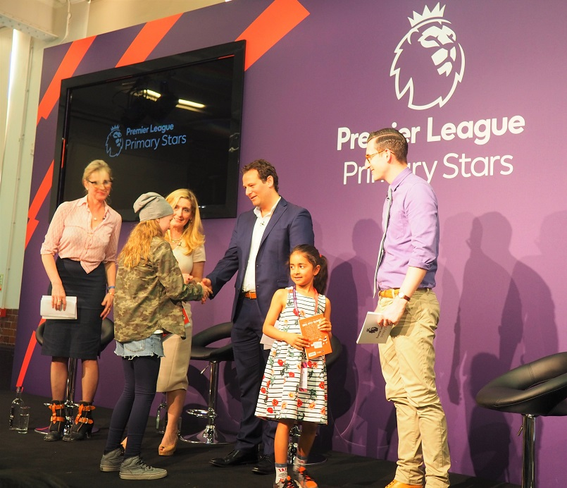 Premier League Primary Stars, National Curriculum-linked Educational Programme, Writing Stars, The Frenchie Mummy