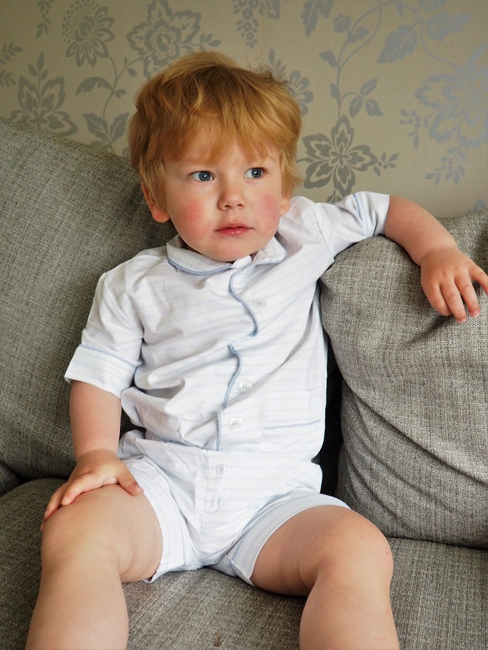 Baba Fashionista with My Little Shop, Timeless Sleepwear, Childrenswear, Luxury Pyjamas, Organic Cotton, Blog Anniversary Giveaways, The Frenchie Mummy