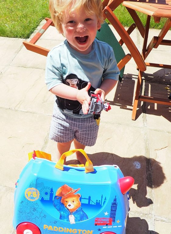 Win a Trunki, Summer Holidays, How to Pack Up, Travel Gear for Families, Giveaway, The Frenchie Mummy