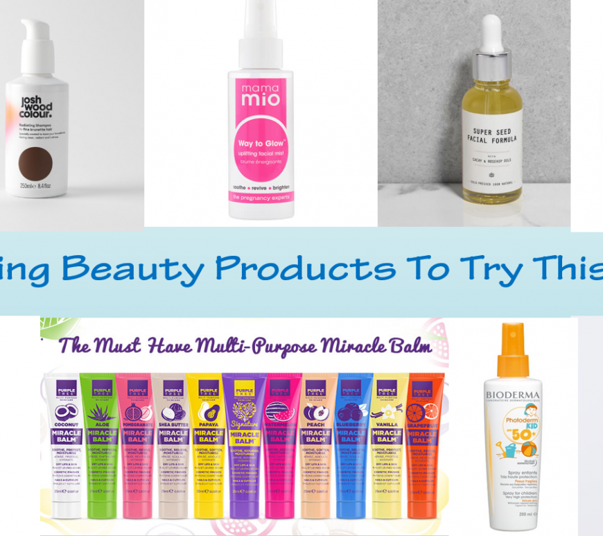 9 Amazing Beauty Products To Try This Summer, Summer Beauty Products, The Frenchie Mummy