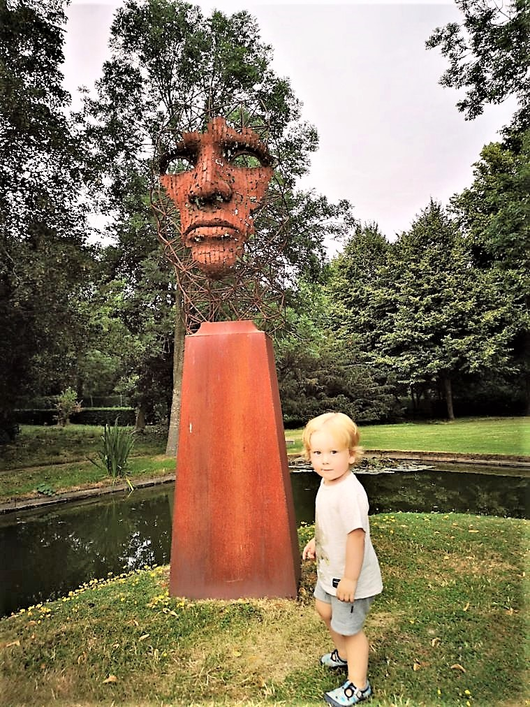 Great Fosters Hotel, Luxury Country House, Egham, Surrey Family Trip, Legoland, The Frenchie Mummy