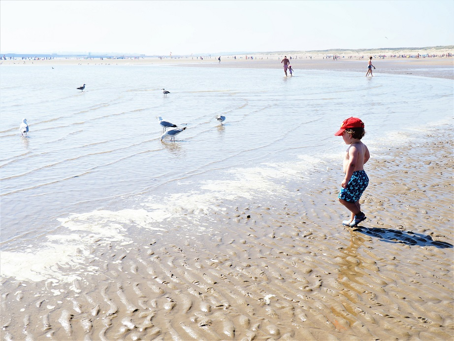 Fun at Camber Sands, Day Out With The Kids, Days Out in East Sussex, UK Beach, Living Arrows, The Frenchie Mummy