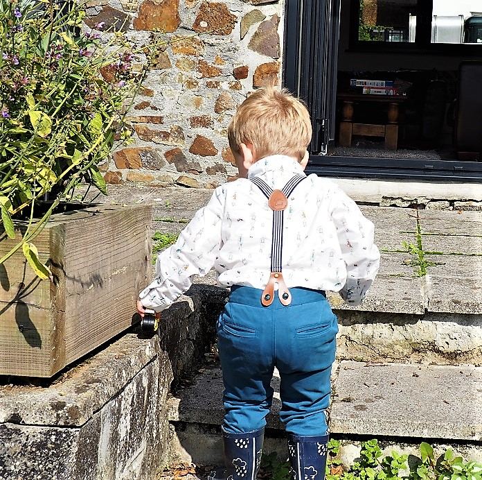 Baba Fashionista with Little Lord & Lady, UK children's clothing brand, Traditional British Style, Kids' Fashion Review, the Frenchie Mummy
