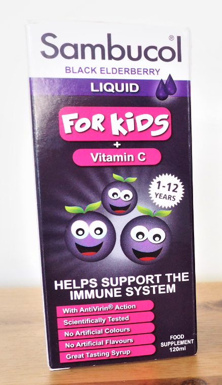Stay Healthy on Holiday with Sambucol®, Sambucol Kids Black Elderberry, Support Immune System, Supplements, Kids Health, The Frenchie Mummy