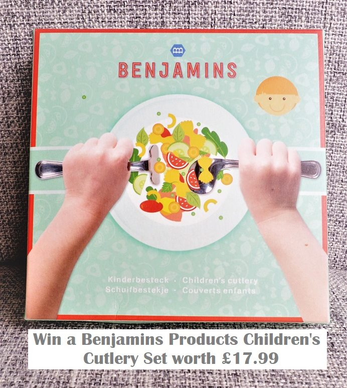 Benjamins Products Children's Cutlery Set Review, Children's Cutlery, Pusher Spoon Set, Toddler Self-Feeding, Children Product Review, the Frenchie Mummy