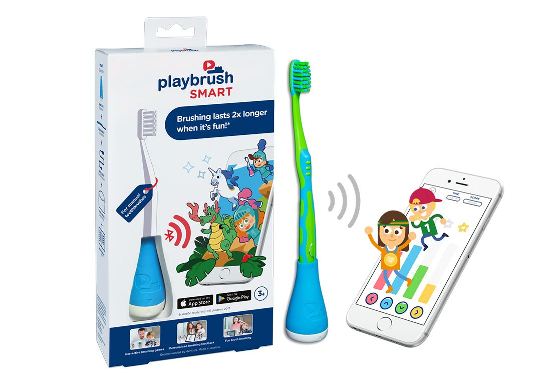 Playbrush Smart, Toothbrush Gaming Controller, Brush Teeth, Smart Toothbrush, Back to School Giveaway, The Frenchie Mummy