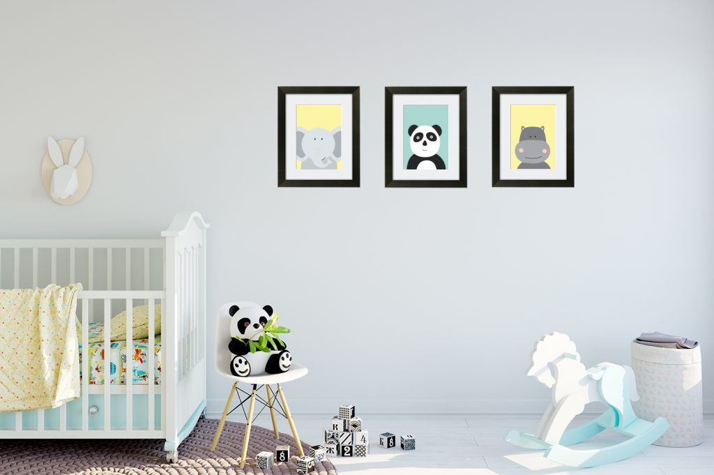 My Little Lamb Personalised Frame, Back To School Giveaways, the Frenchie Mummy, Baby & Nursery Decor, Giveaway