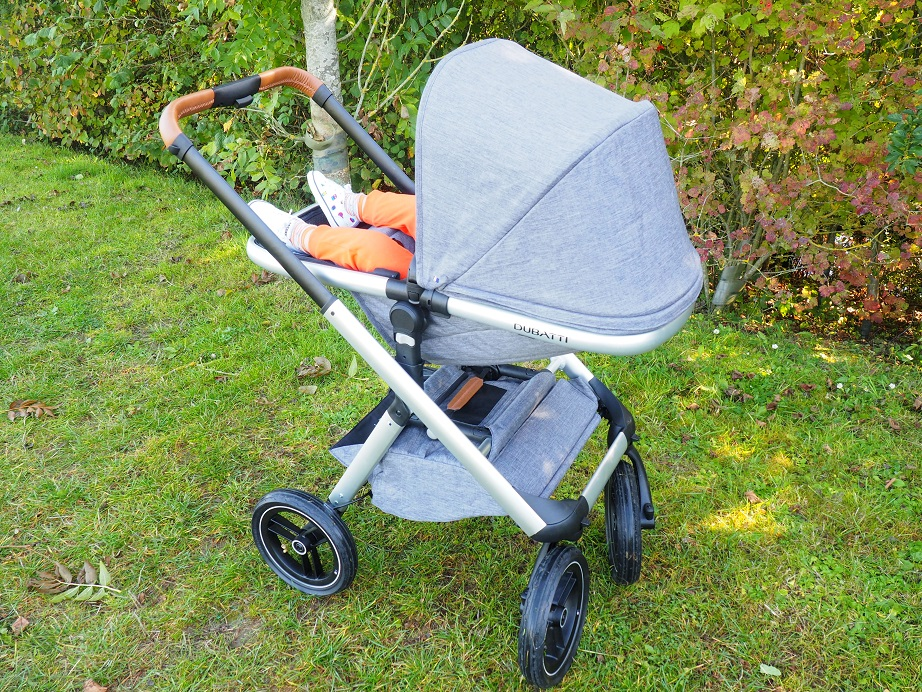 Dubatti One Stroller Review, Dubatti, All Terrain Stroller, 2 in 1 Pushchair, Review, The Frenchie Mummy