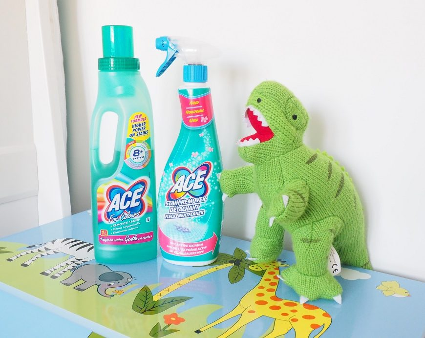 #Aceforschool Challenge, Stain Remover, Britmums, School Adventures, ACE, Laundry Tips, The Frenchie Mummy