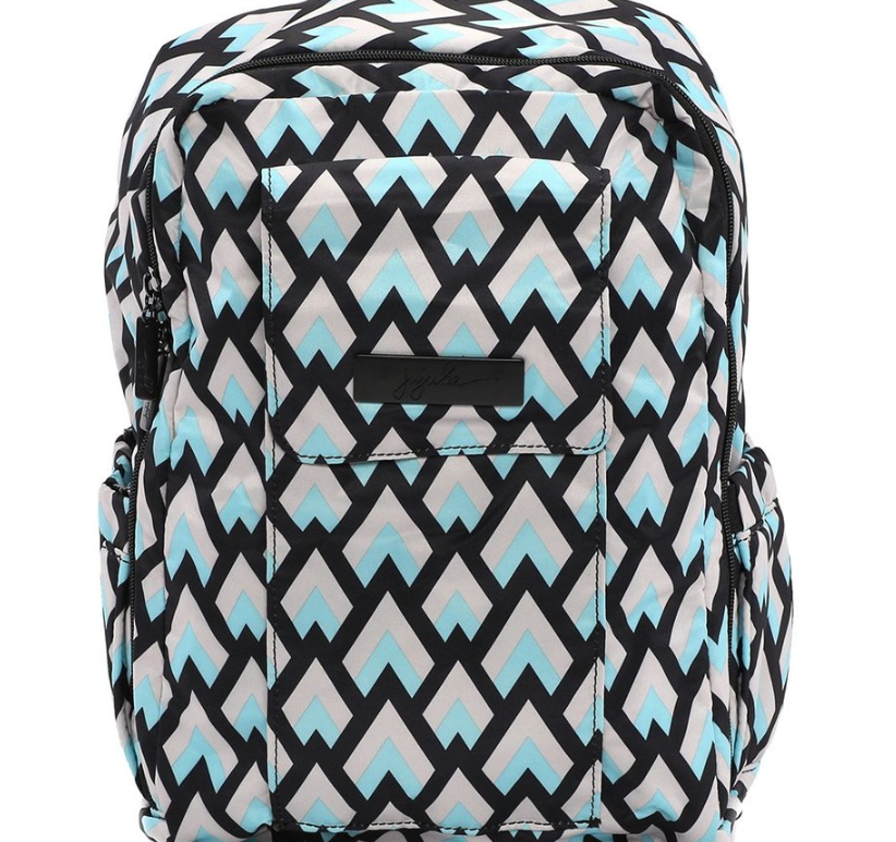 MiniBe Black Diamond Ju-Ju-Be Backpack, Ju-Ju-Be, Mini Packback, Ju-Ju-Be Onyx Mini Be, Giveaway, Ju-Ju-Be Content Creator, Giveaway, the Frenchie Mummy