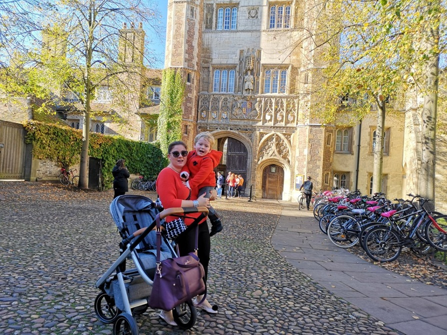 Weekend in Cambridge, Cambridgeshire, Family Time, Visiting Family, the Frenchie Mummy